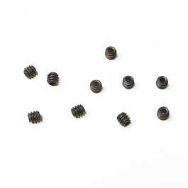 Hollow set screw